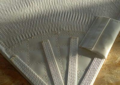Doppio taffetà membrane