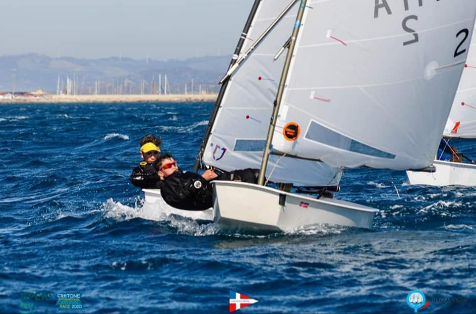 Improve your performance! Think different! Use Orange Sails!